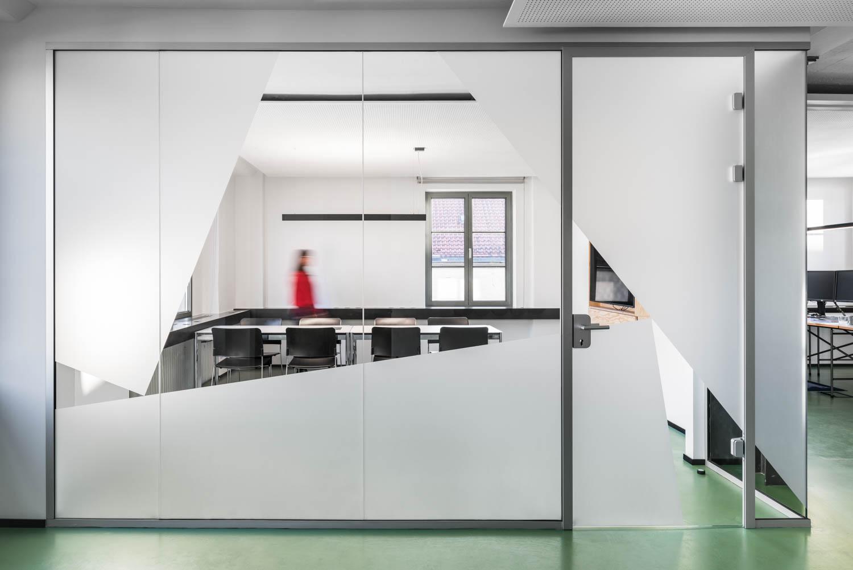 Interior Fotografie und Kurzfilm Asphaltgold Office